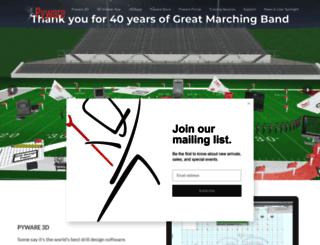 pyware.com screenshot
