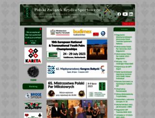 pzbs.pl screenshot