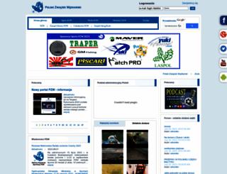 pzw.org.pl screenshot