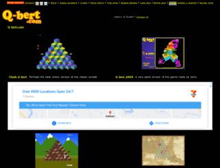 q-bert.com screenshot