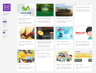 q-interactiva.com screenshot