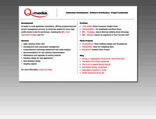 q-media.com screenshot