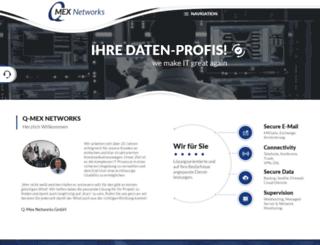 q-mex.net screenshot