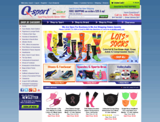 q-sport.com screenshot