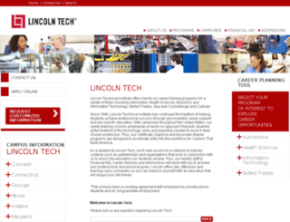 q1.lincolntech-usa.com screenshot