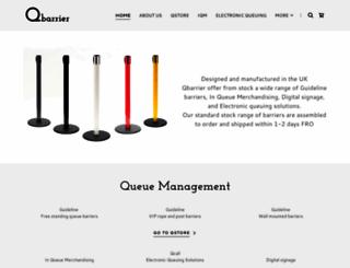 q2order.com screenshot