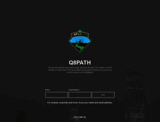 q8path.com screenshot