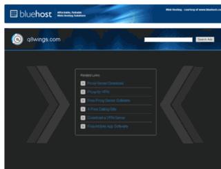 q8wings.com screenshot