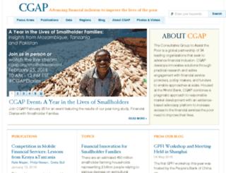qa.cgap.org screenshot