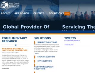 qa.ndr.com screenshot