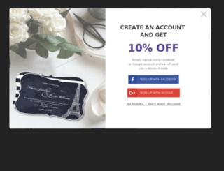 qa.purpletrail.com screenshot