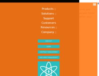 qa.springcm.com screenshot