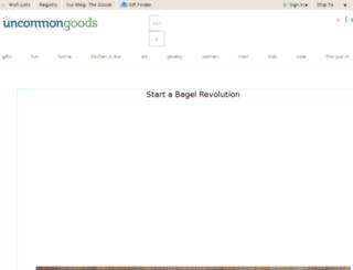 qa.uncommongoods.com screenshot