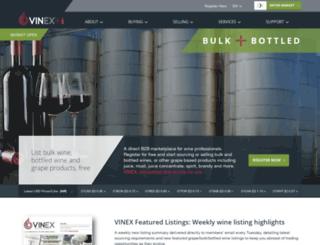 qa.vinex.market screenshot