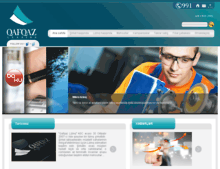 qafqazleasing.com screenshot