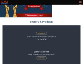 qahf.tcsion.com screenshot