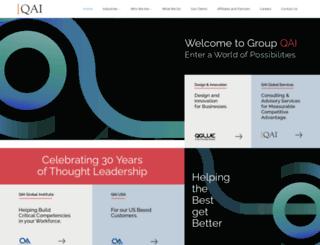 qaiglobal.com screenshot