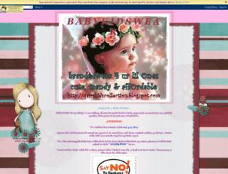 qairakidscollection.blogspot.com screenshot