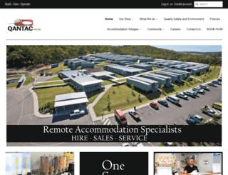 qantac.com screenshot