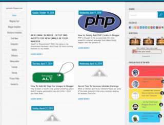 qasimple.blogspot.com screenshot