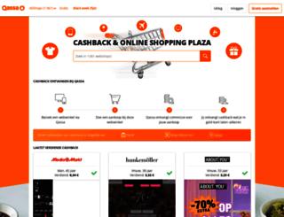 qassa-nl.be screenshot