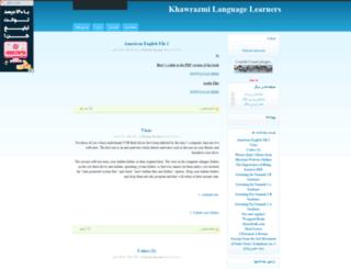 qassemi.parsiblog.com screenshot