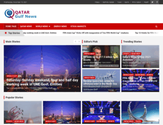 qatar-gulfnews.com screenshot