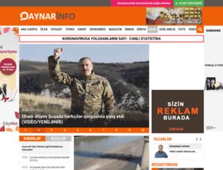 qaynar.info screenshot