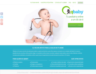 qbaby.qoolife.com screenshot