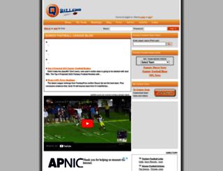 qballers.com screenshot