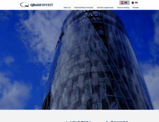 qbasisinvest.com screenshot