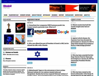 qbrainz.com screenshot