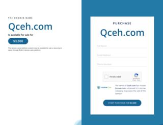 qceh.com screenshot