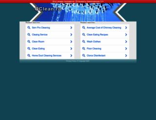 qclean.ru screenshot