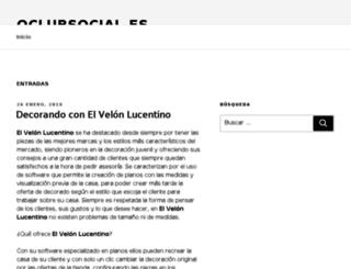 qclubsocial.es screenshot
