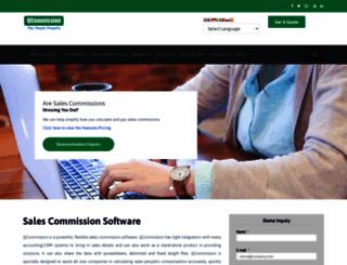 qcommission.com screenshot
