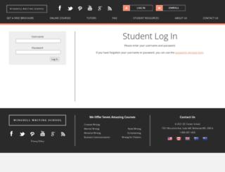 qcstudentcenter.com screenshot