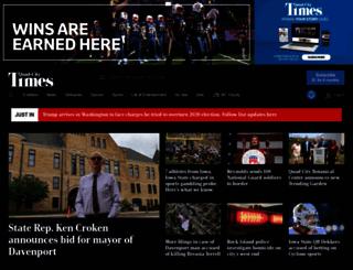 qctimes.com screenshot