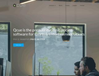 qcue.net screenshot