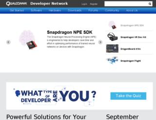 qdevnet.com screenshot