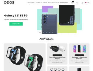 qdossound.com screenshot