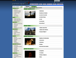 qe.catholique.org screenshot