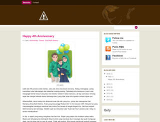 qefyalghifari.blogspot.com screenshot