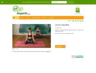 qei-imports.com screenshot