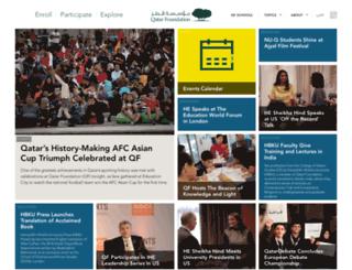 qfradio.com screenshot