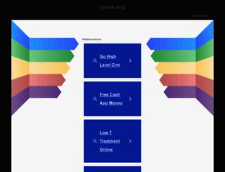 qiaas.org screenshot