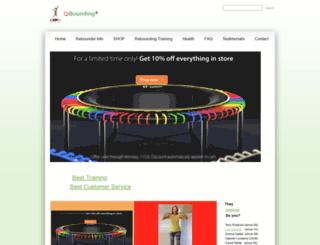 qibounding.com screenshot