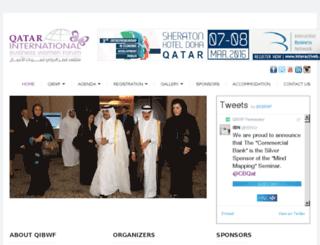 qibwf.org screenshot