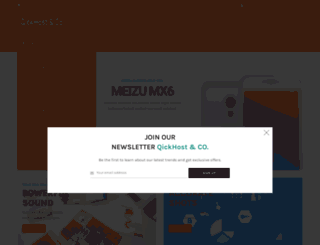 qickhost.com screenshot