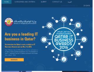 qictawards.com screenshot